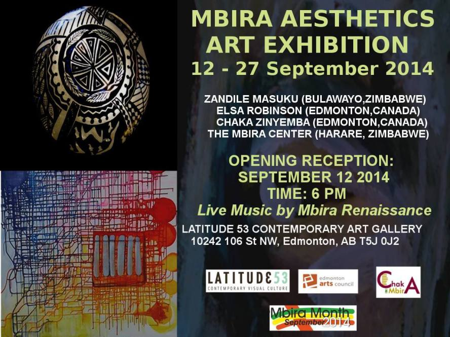 Mbira Aesthetics_Poster